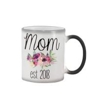 MOM EST-2018 Color Changing Mug thumbnail