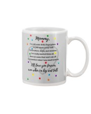 ILL LOVE YOU FOREVER EVEN WHEN I'M BIG AND TALL Mug front