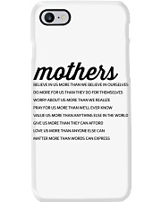 MOTHERS Phone Case thumbnail