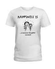 HAPPINESS IS Ladies T-Shirt thumbnail