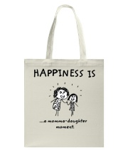 HAPPINESS IS Tote Bag thumbnail
