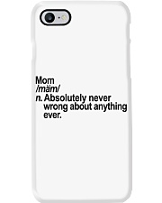 MOM Phone Case thumbnail