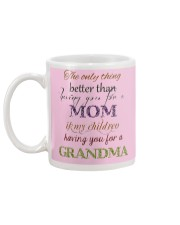 THE ONLY THING Mug back