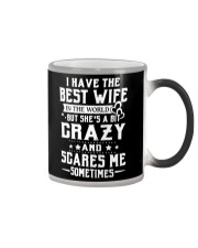 I HAVE THE BEST WIFE Color Changing Mug thumbnail
