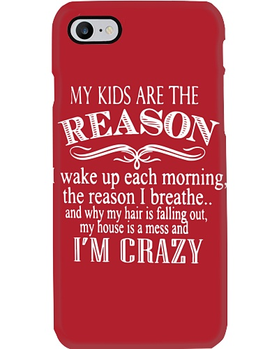 MY KIDS ARE THE REASON