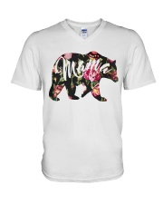MAMA V-Neck T-Shirt tile