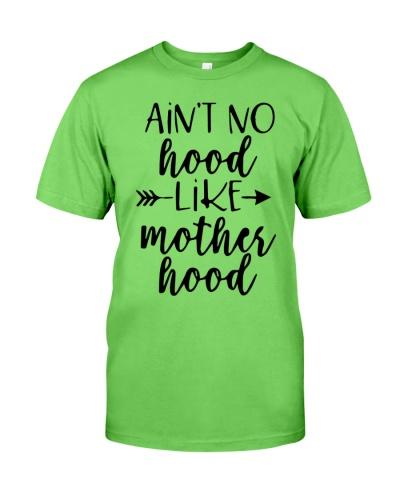 AIN'T NO HOOD LIKE MOTHER HOOD