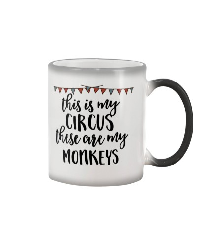 THIS IS MY CIRCUS THESE ARE MY MONKEYS
