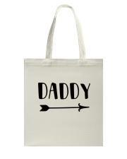 DADDY Tote Bag thumbnail