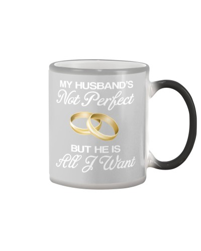 My Husband's Not Perfect But he Is All I Want