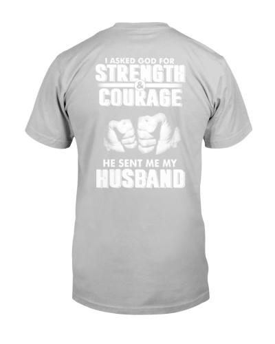 HE SENT ME MY HUSBAND