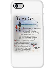 TO MY SON I LOVE YOU Phone Case thumbnail