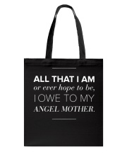 ALL THAT I AM Tote Bag thumbnail