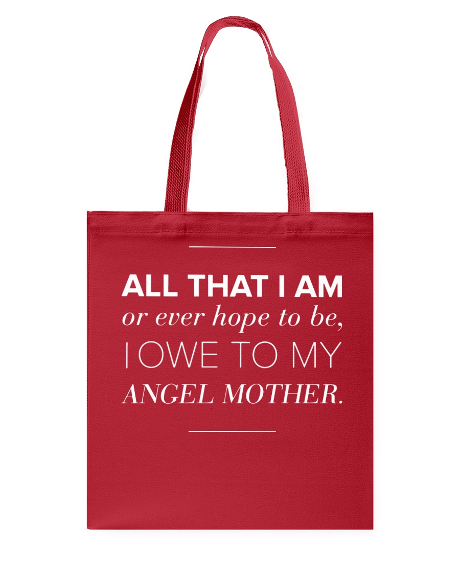 ALL THAT I AM Tote Bag