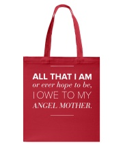 ALL THAT I AM Tote Bag front
