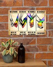Autism 17x11 Poster poster-landscape-17x11-lifestyle-23