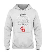 GRANDMA HAPPY MOTHER'S DAY Hooded Sweatshirt thumbnail