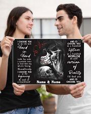 I Choose You 17x11 Poster poster-landscape-17x11-lifestyle-20