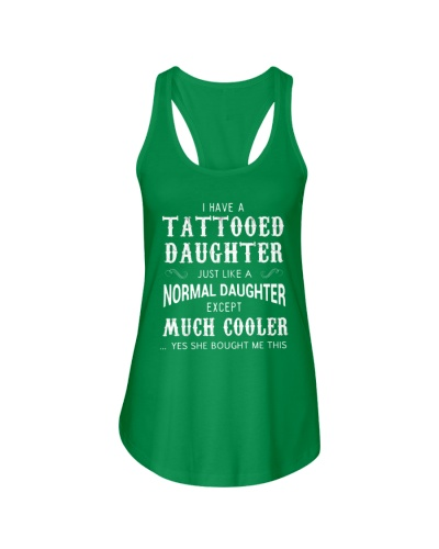 I HAVE A TATTOOED DAUGHTER JUST LIKE A NORMAL