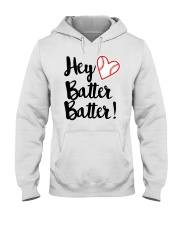 HEY BATTER BATTER Hooded Sweatshirt tile
