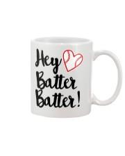 HEY BATTER BATTER Mug thumbnail