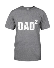 DAD DAD Classic T-Shirt front
