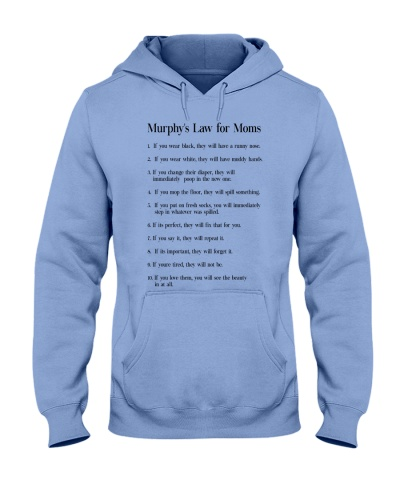 MURPHY'S LAW FOR MOMS