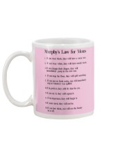 MURPHY'S LAW FOR MOMS Mug back