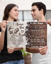 To My Husband From Wife 17x11 Poster poster-landscape-17x11-lifestyle-20
