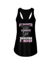 My Daughter Is Totally My Most Favorite Girl  Ladies Flowy Tank thumbnail