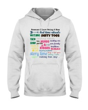 STORY TIME Hooded Sweatshirt thumbnail