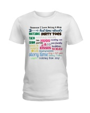 STORY TIME Ladies T-Shirt thumbnail
