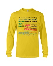 STORY TIME Long Sleeve Tee front