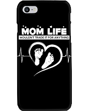 MOM LIFE Phone Case tile