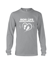 MOM LIFE Long Sleeve Tee front