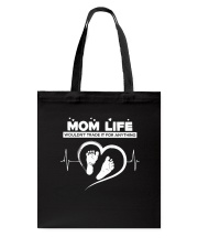 MOM LIFE Tote Bag thumbnail
