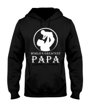 WORLDS GREATEST PAPA Hooded Sweatshirt tile