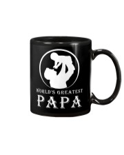 WORLDS GREATEST PAPA Mug tile