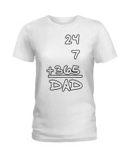 247365DAD Ladies T-Shirt thumbnail