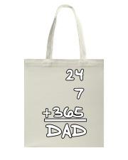 247365DAD Tote Bag thumbnail