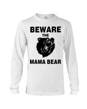 BEWARE THE MAMA BEAR Long Sleeve Tee thumbnail