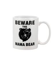 BEWARE THE MAMA BEAR Mug thumbnail