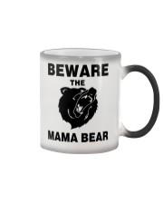 BEWARE THE MAMA BEAR Color Changing Mug thumbnail