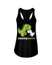 MOMMYSAURUS Ladies Flowy Tank thumbnail