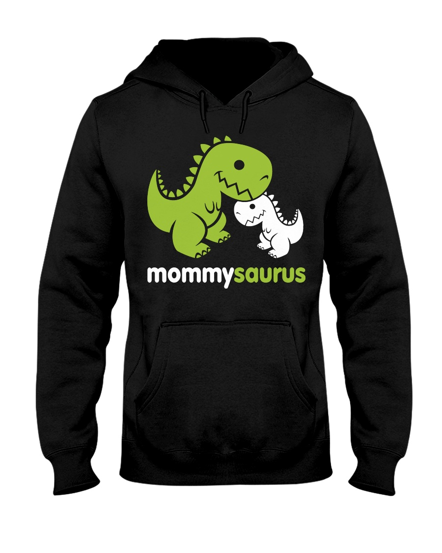 MOMMYSAURUS Hooded Sweatshirt