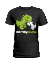 MOMMYSAURUS Ladies T-Shirt tile