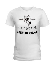 FOR YOUR DRAMA Ladies T-Shirt thumbnail