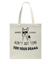 FOR YOUR DRAMA Tote Bag thumbnail