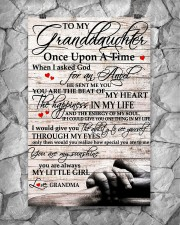 To My Granddaughter From Grandma 11x17 Poster aos-poster-portrait-11x17-lifestyle-13
