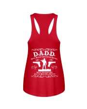 DADD DAD'S AGAINST DAUGHTERS DATING Ladies Flowy Tank back
